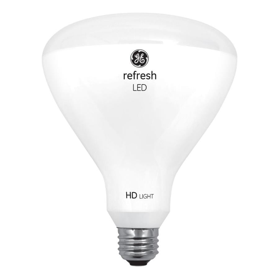 GE Refresh 65-Watt EQ LED Br40 Daylight Dimmable Light
