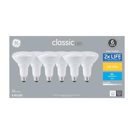 GE Classic 65-watt EQ LED Soft White Dimmable Light Bulb