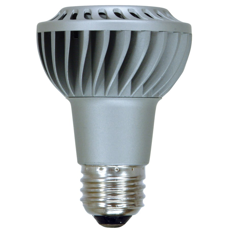 GE 7-Watt (90W) PAR20 Medium Base Bright White Indoor LED