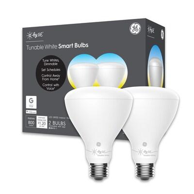 GE Smart 65-Watt EQ LED BR30 Soft White Dimmable Flood Light