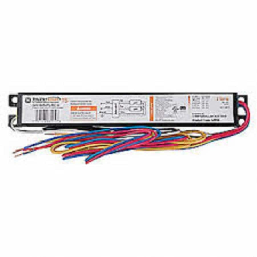 Ge Ultramax 4 Bulb Residential Commercial Electronic Fluorescent Light Ballast In The Ballasts Department At Lowes Com