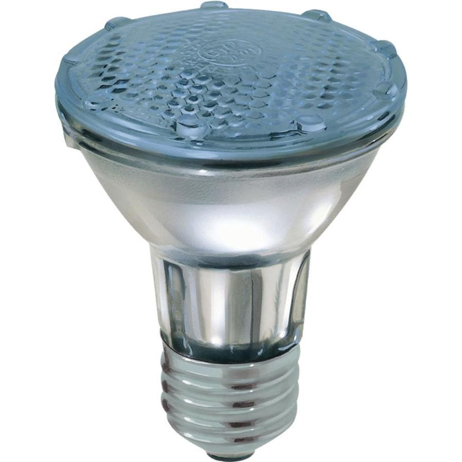 GE 35 Watt Dimmable Color-Enhancing Par20 Halogen Flood Light Bulb