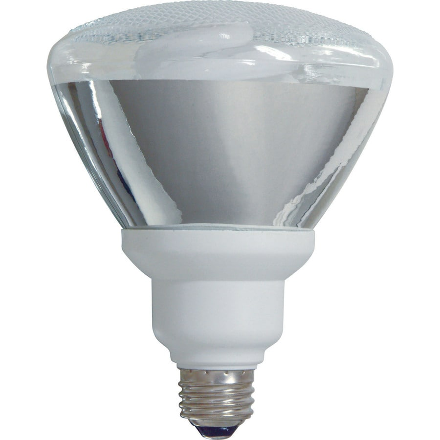 GE Energy Smart 90W Equivalent Soft White Par38 CFL Flood Light Bulb