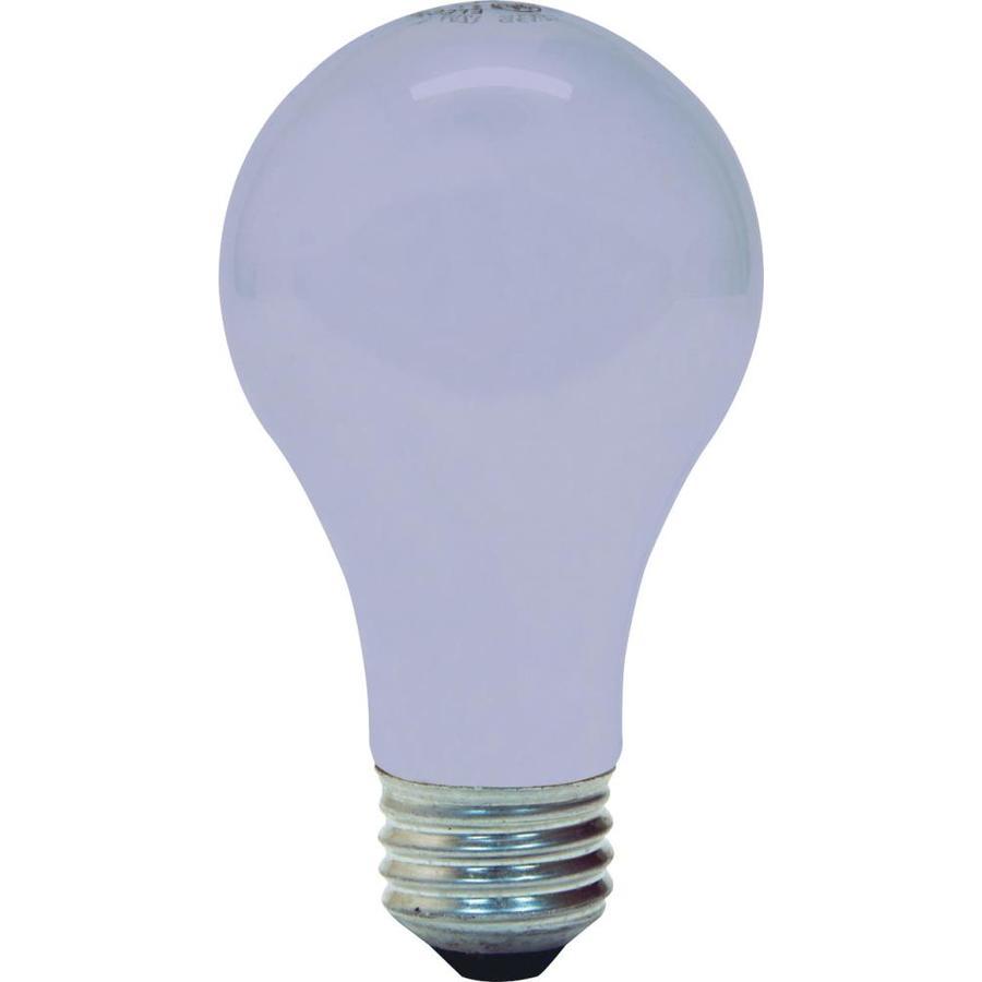 GE Reveal 72 Watt Dimmable Color-Enhancing A19 Halogen Decorative Light Bulb