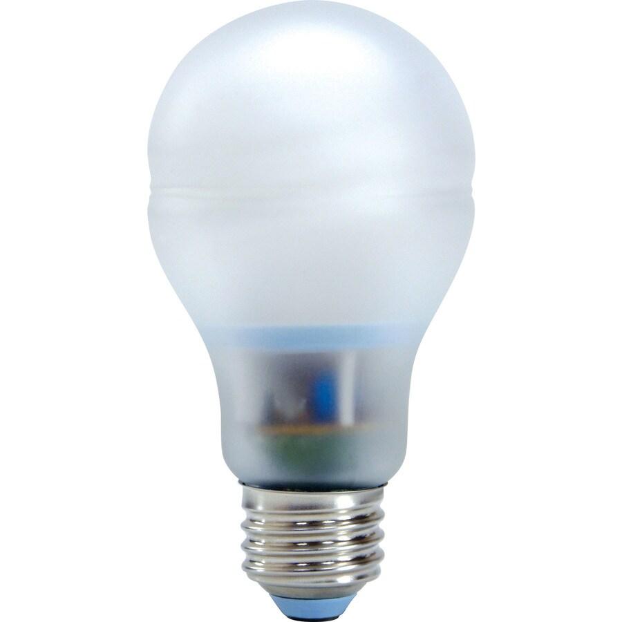 GE 100W Equivalent Color-Enhancing A21 CFL Light Fixture Light Bulb