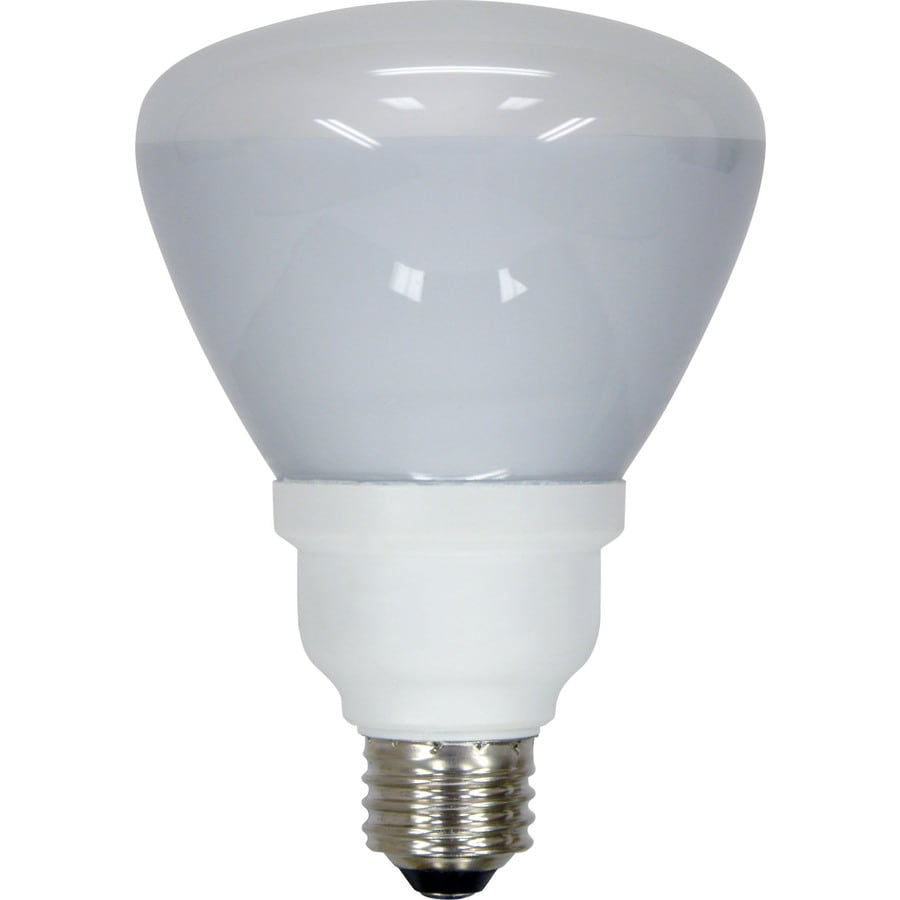 GE 65W Equivalent Soft White Br30 CFL Flood Light Bulb