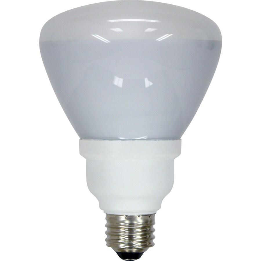 Shop Ge Reveal 65w Equivalent Color Enhancing Br30 Cfl Flood Light Bulb At