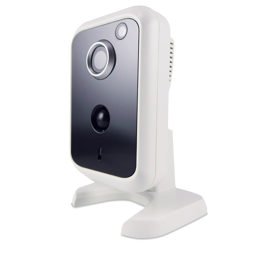 Iris Digital Ip Indoor Only Security Camera with Night Vision Works with Iris