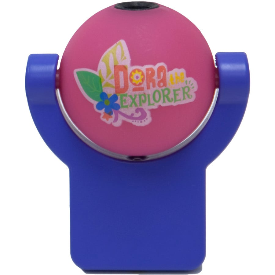 projectables Dora The Explorer Purple LED Night Light with Auto On/Off