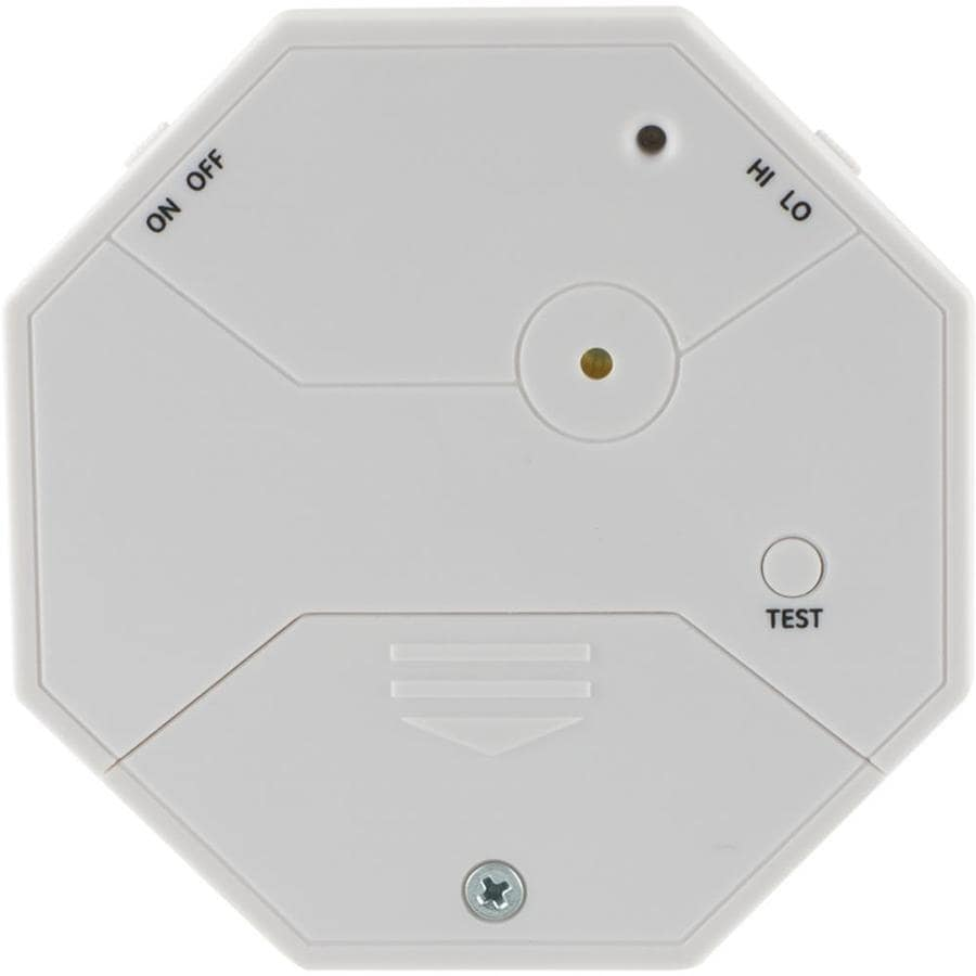 GE 100-Degree Passive Infrared Security Motion Detector