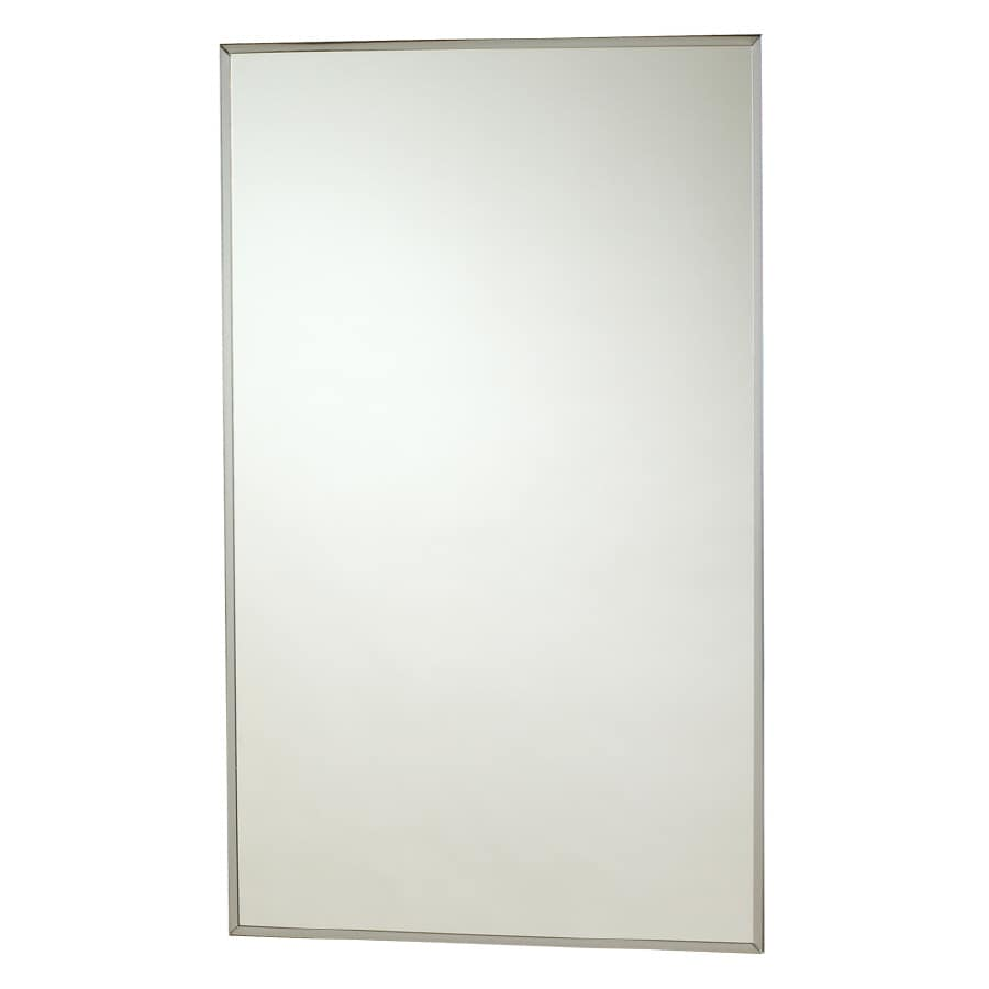 Zenith 16.13-in x 26.13-in Surface/Recessed Medicine Cabinet