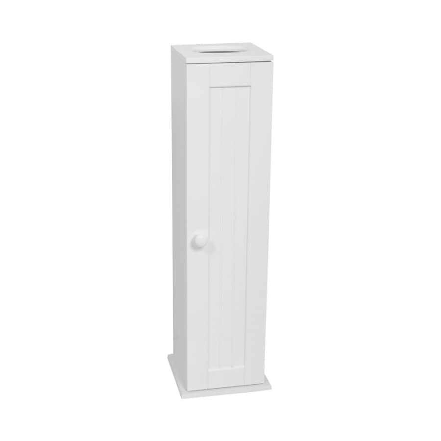 Style Selections 25-3/4-in H x 7-5/8-in W x 7-5/8-in D Storage Cabinet