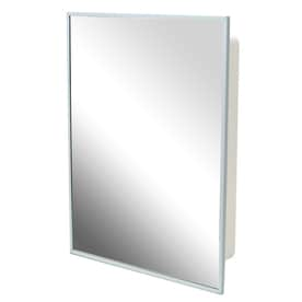 project source 1613in x 2013in rectangle mirrored plastic medicine