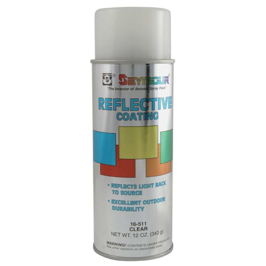 Shop Seymour Clear Indoor Outdoor Spray Paint At