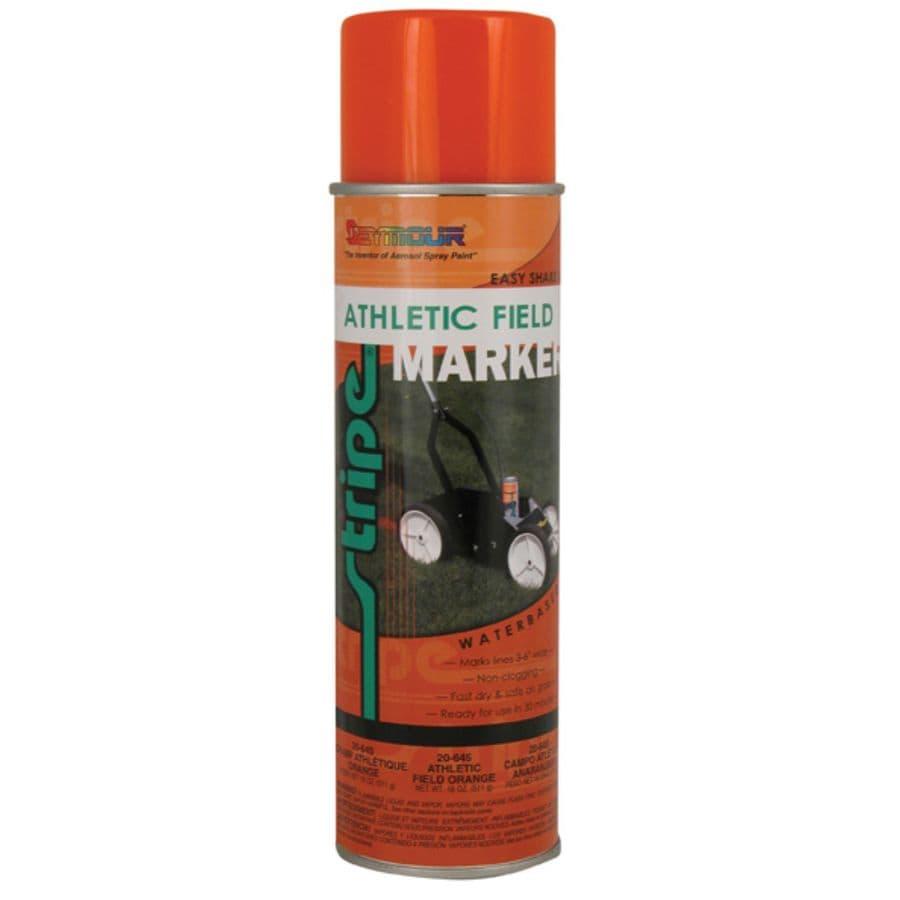 SEYMOUR Orange Indoor/Outdoor Spray Paint