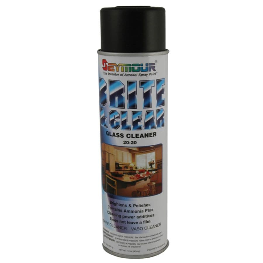 SEYMOUR Clear Indoor/Outdoor Spray Paint