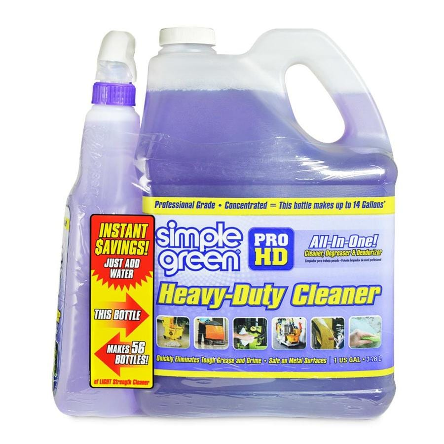 Simple Green PRO HD 1-Gallon Unscented All-Purpose Cleaner