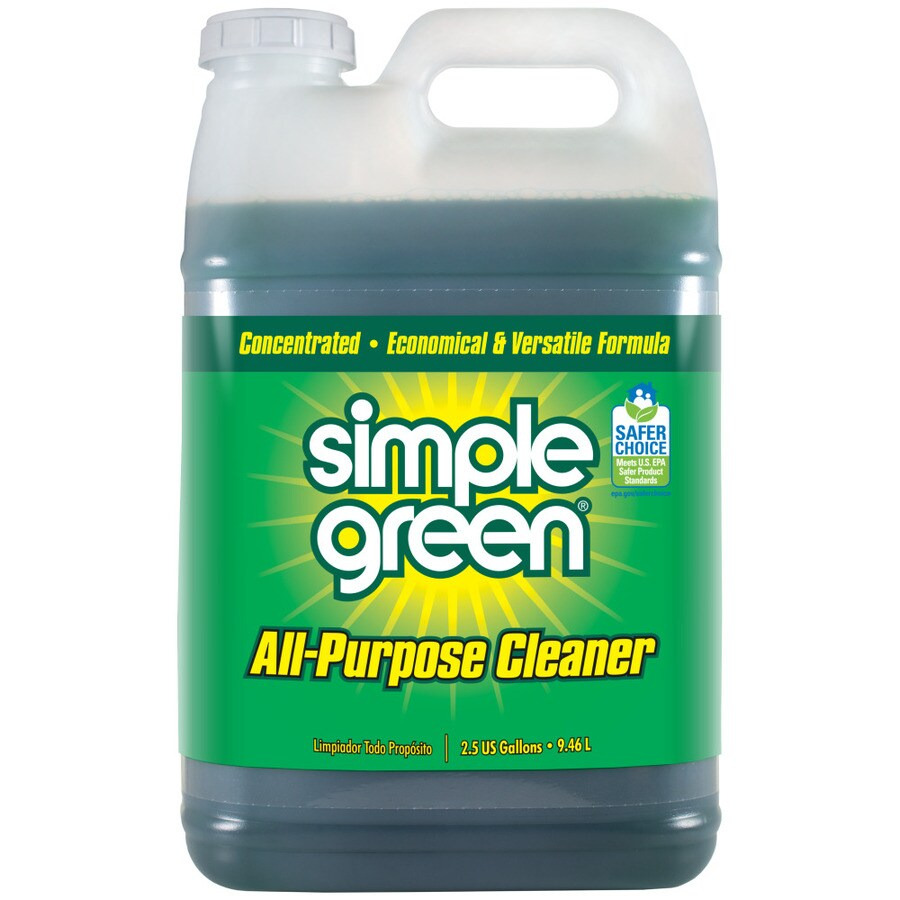 Simple Green 2.5-Gallon Sassafras All-Purpose Cleaner