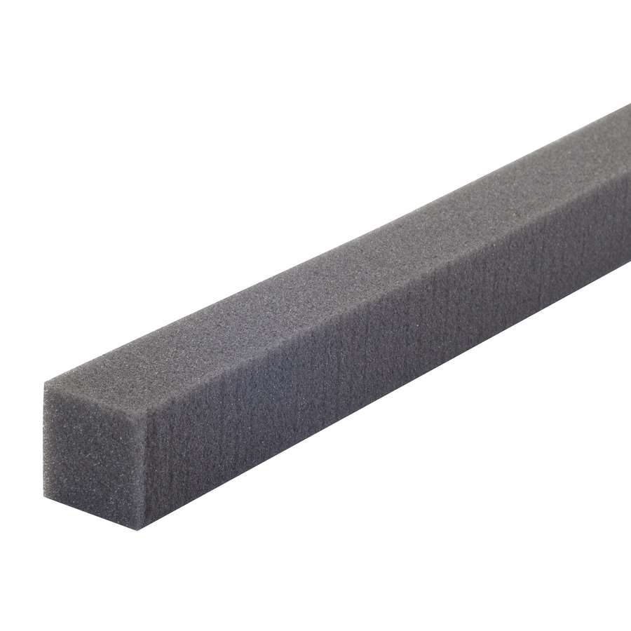 M-D Building Products 1.25-in x 3.5-ft Gray Open-Cell Foam Air Conditioner Weatherstrip
