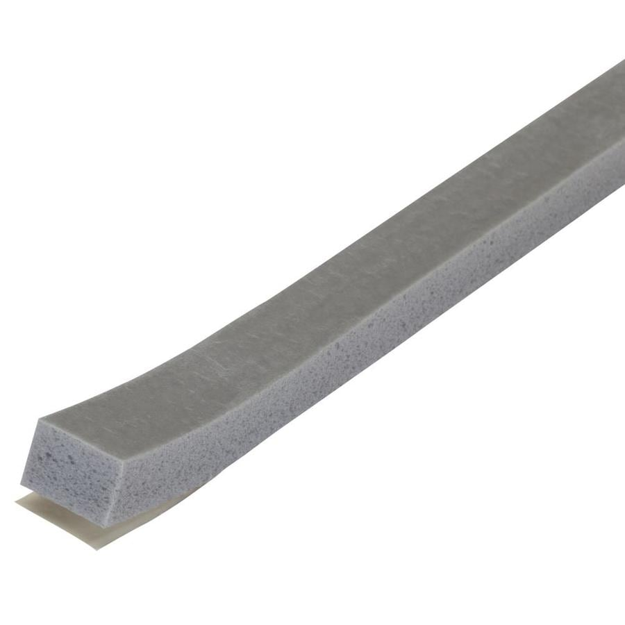 M-D Building Products 0.5-in x 10-ft Gray Closed-Cell Foam Window Weatherstrip