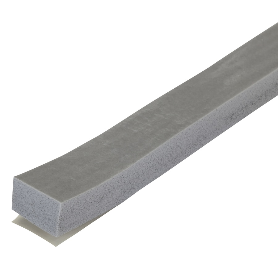 M-D 10-ft Gray Foam Window Weatherstrip