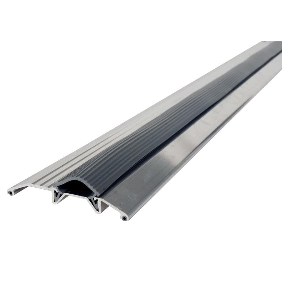M-D 0.75-in x 36-in Aluminum Door Threshold  sc 1 st  Lowe\u0027s & Shop M-D 0.75-in x 36-in Aluminum Door Threshold at Lowes.com