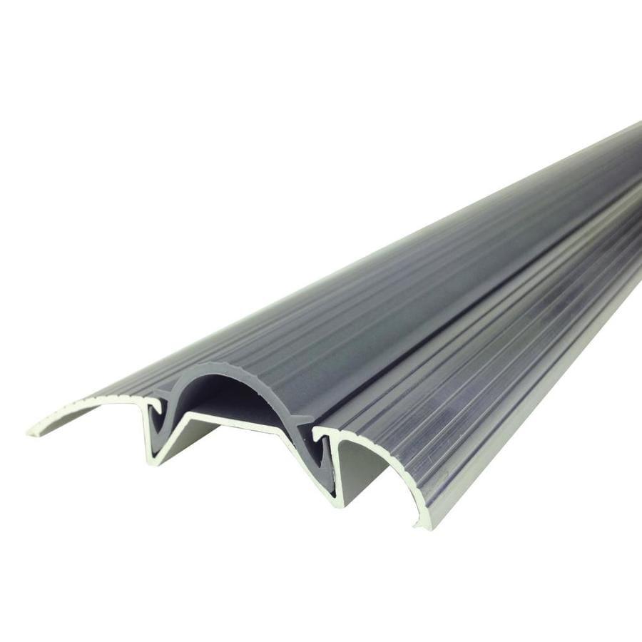 M-D 0.75-in x 36-in Aluminum Door Threshold  sc 1 st  Loweu0027s & Shop M-D 0.75-in x 36-in Aluminum Door Threshold at Lowes.com