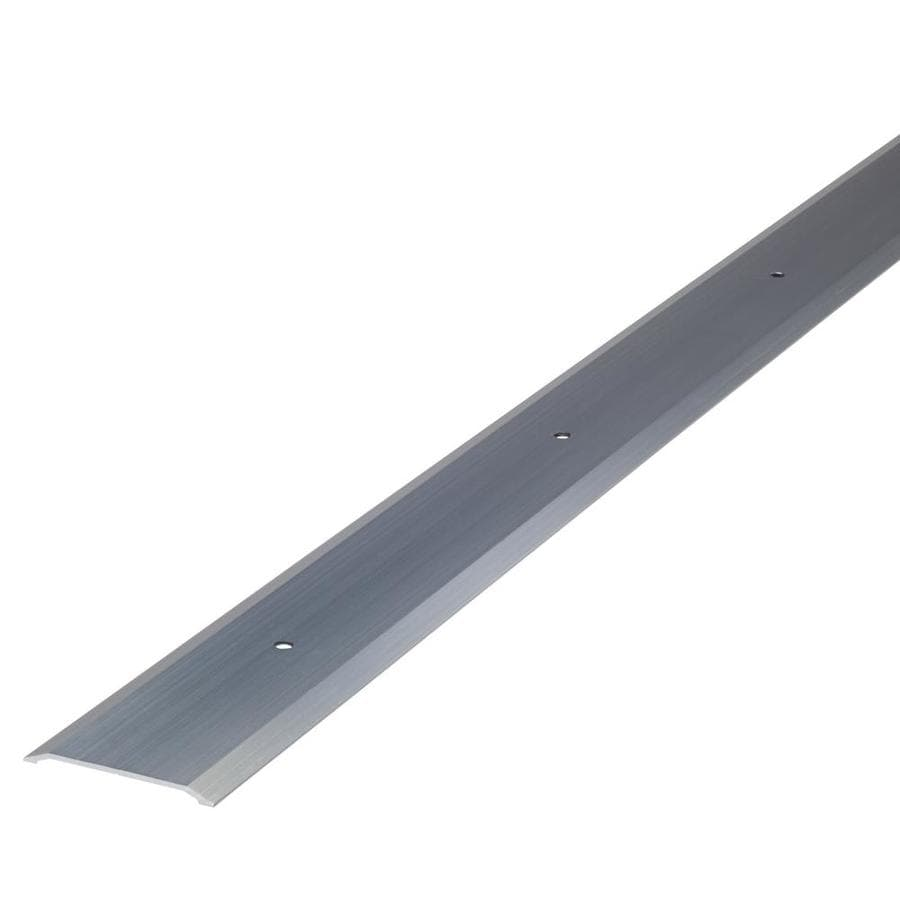M-D 1.125-in x 36-in Aluminum  Door Threshold