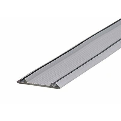 M D 36 125 In X 2 In Aluminum Vinyl Door Threshold At