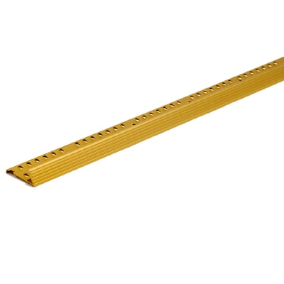 M D 1 375 In X 96 In Brass Carpet Gripper At Lowes Com