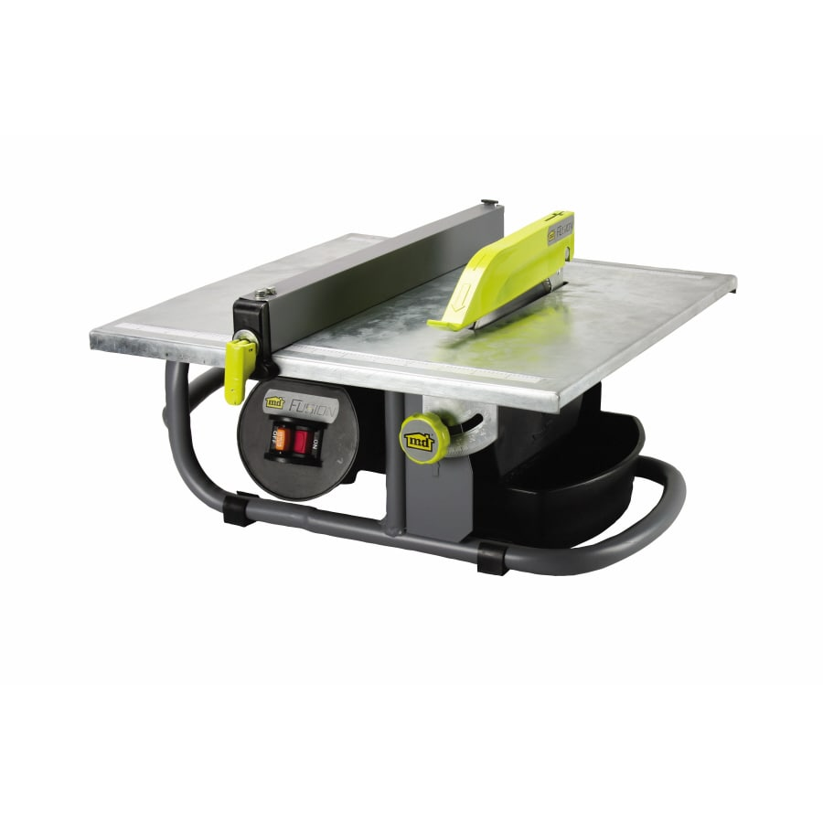 M-D 7-in 0.75-HP Wet/Dry Tabletop Tile Saw