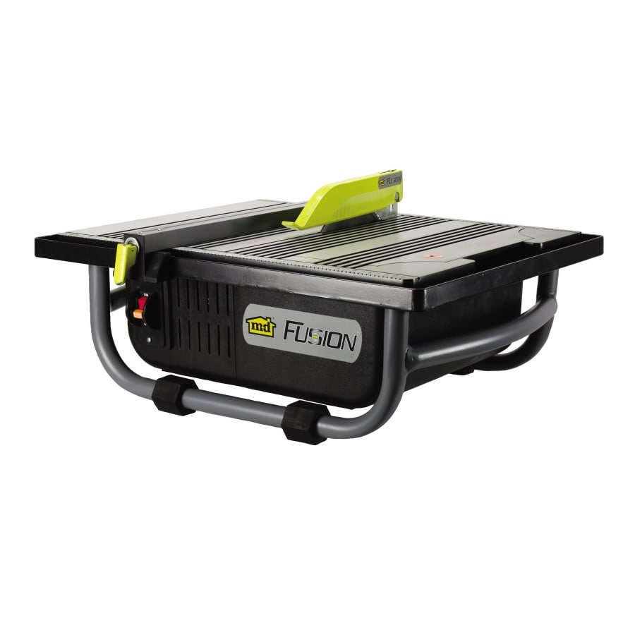 Shop M D 7 In 1 Wet Dry Tile Saw At Lowes Com