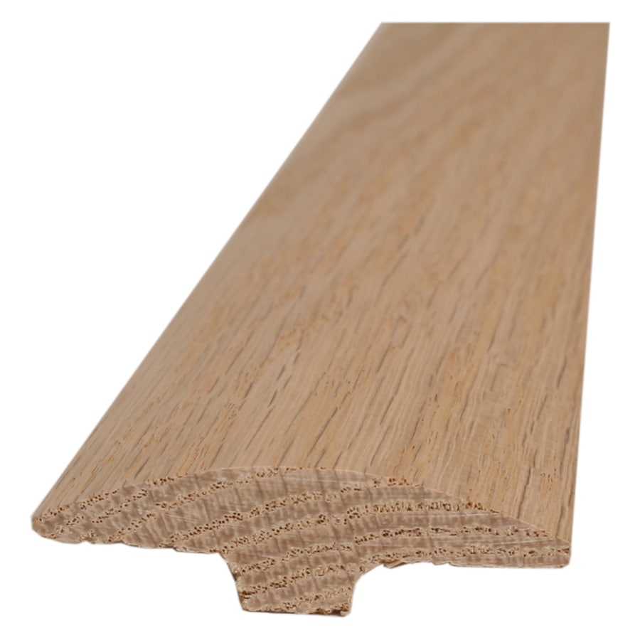 Style Selections 2 In X 78 In Oak T Moulding Floor Moulding