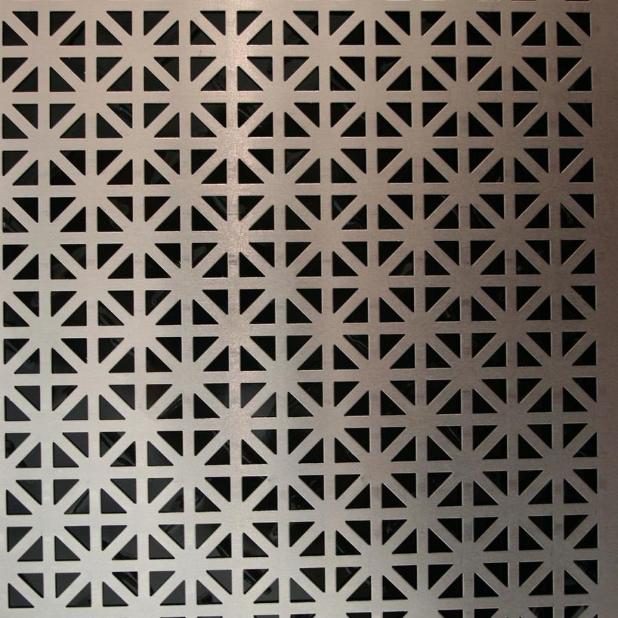 M-D 24-in x 36-in Mill Sheet Metal Siding Trim
