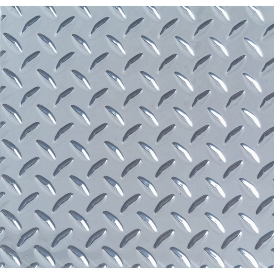 M D Building Products 36 In X 36 In Aluminum Sheet Metal