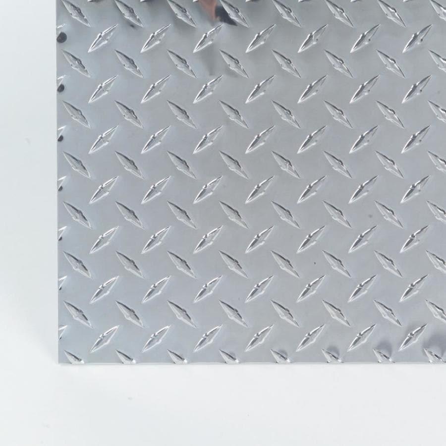 M-D 24-in x 36-in Polished Sheet Metal Siding Trim