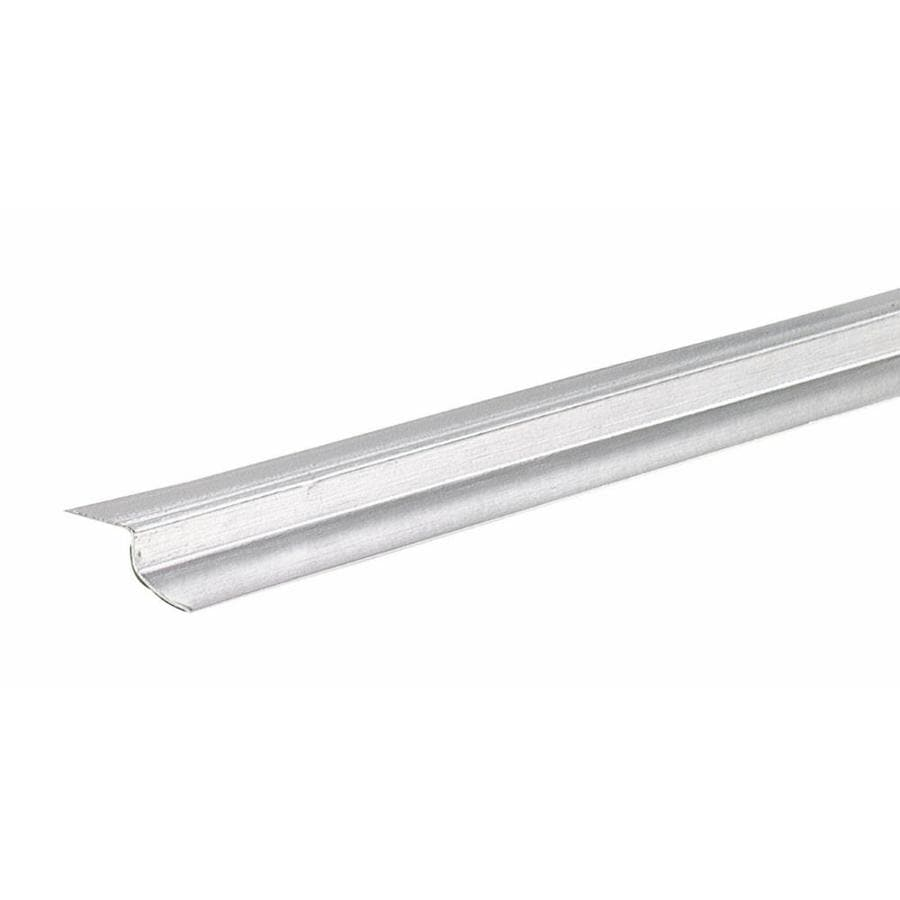 M-D 0.25-in x 48-in Aluminum Z-Bar