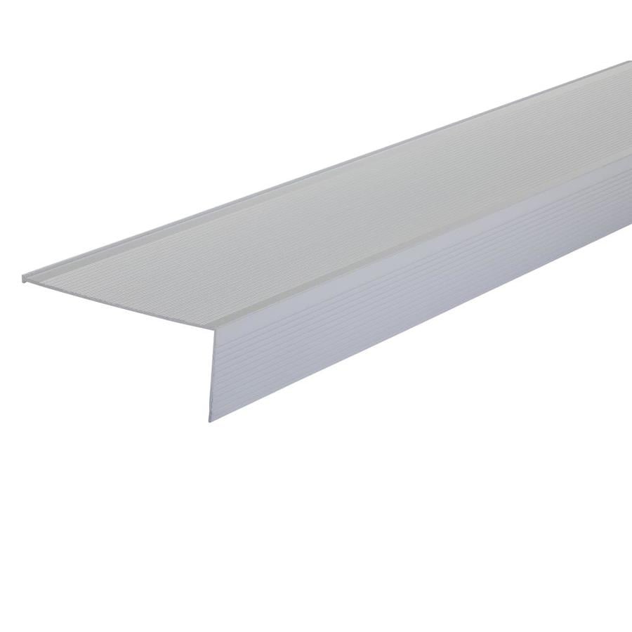 M-D 1.5-in x 36-in White Aluminum Door Threshold