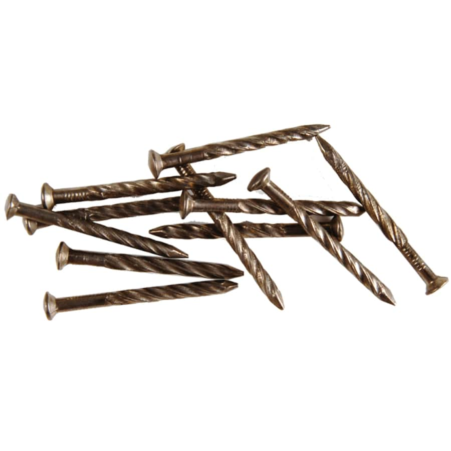 M-D Building Products 1-lb 1-1/4-in Nickel Flooring Nails