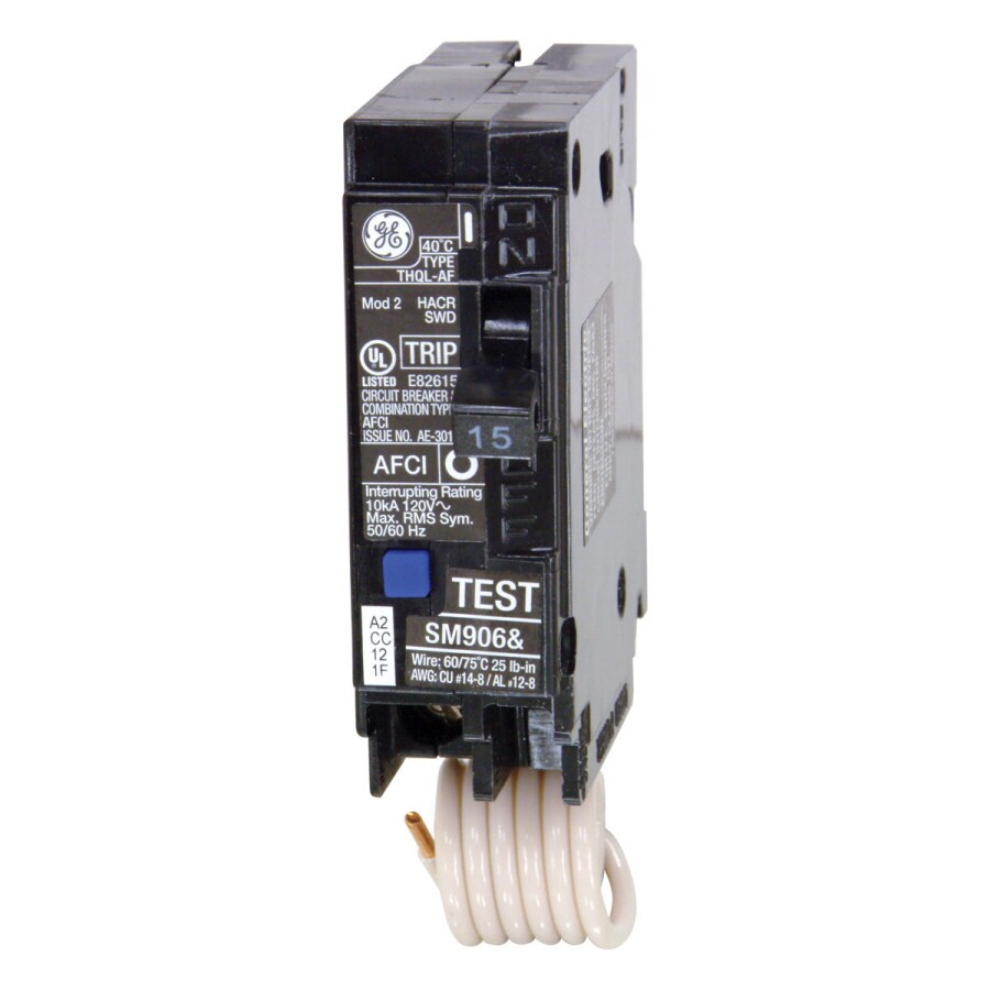 how to change a 15 amp circuit breaker
