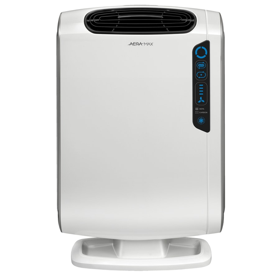 AeraMax DX 4-Speed 400-sq ft Ionic True HEPA Air Purifier ENERGY STAR