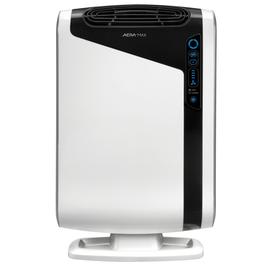 AeraMax DX 4-Speed 600-sq ft Ionic True HEPA Air Purifier ENERGY STAR