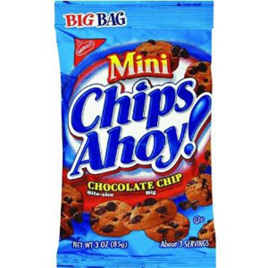 Chips Ahoy! 3-oz Mini Chips Ahoy Cookies