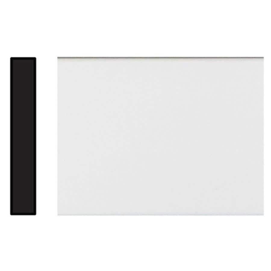 Trimfinity 1 75 In X 8 Ft Polystyrene Lattice Moulding