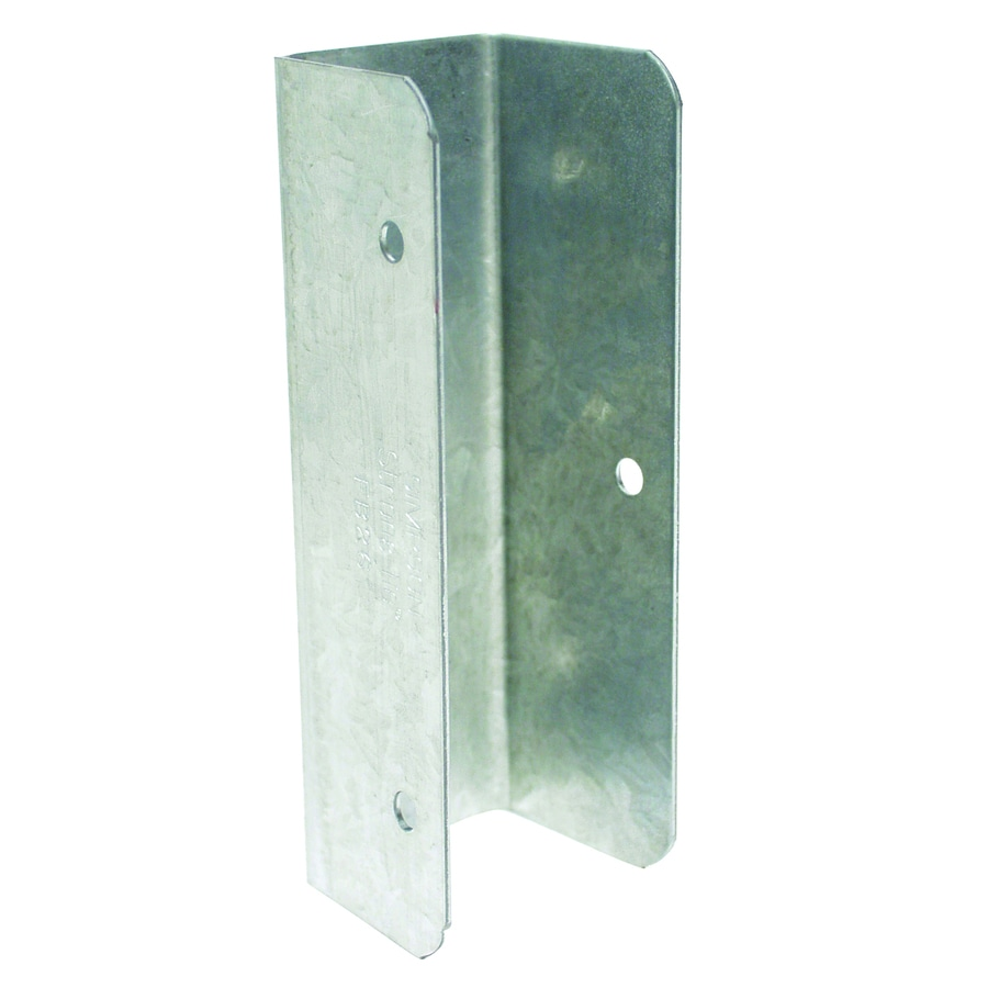 Simpson Strong Tie Face Mount Single Joist Hanger At Lowes Com
