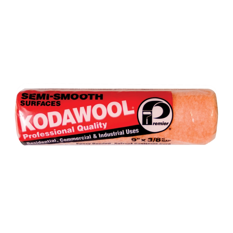 Premier KODAWOOL Synthetic Blend Regular Paint Roller Cover (Common: 9-in; Actual: 8.93-in)