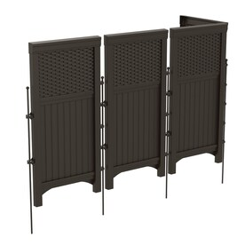 Suncast Outdoor Privacy Screens At Lowes Com