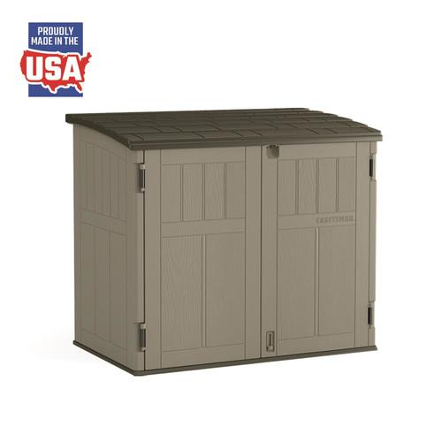 Craftsman Common 2 Ft X Actual Interior Dimensions 3 1 69 Storage Shed At Lowes