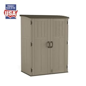 Vinyl & Resin Storage Sheds at Lowes com