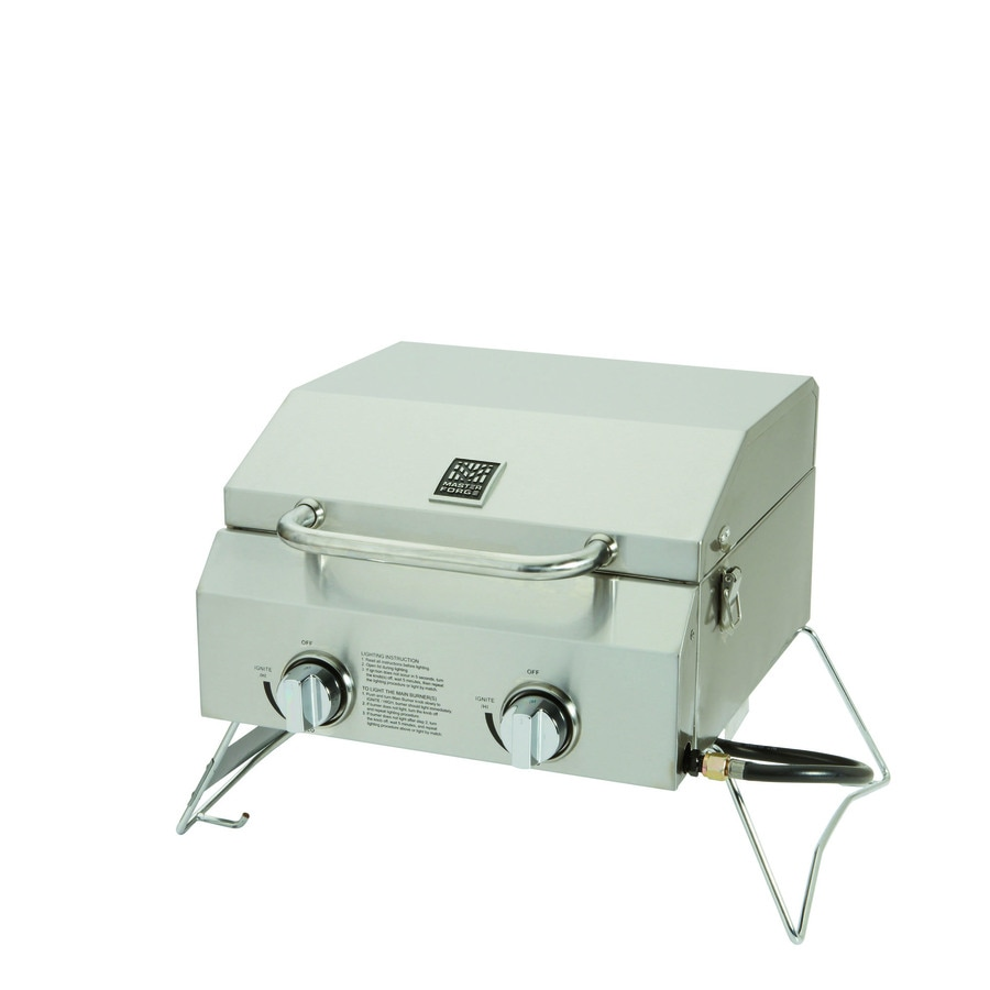 Shop Master Forge 16,000-BTU 184-sq In Portable Gas Grill